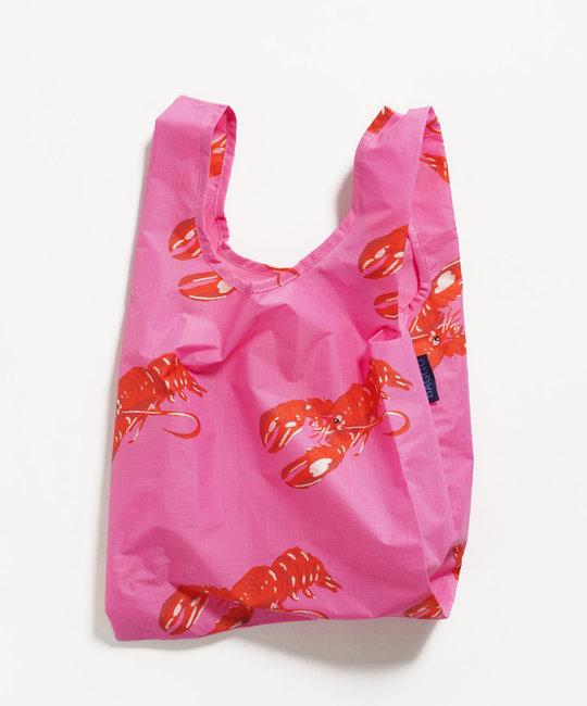 BAGGU Baggu - Pink Lobster Baby Reusable Bag