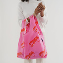 BAGGU Baggu- Pink Lobster Reusable Bag