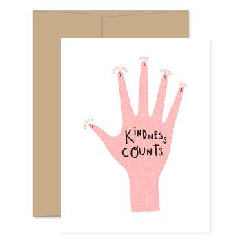 Gingiber Kindness Counts