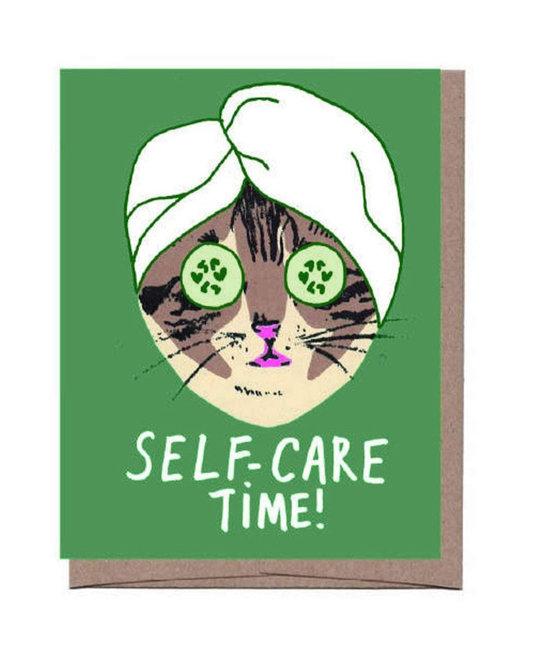 La Familia Green - LFG Self Care Cat