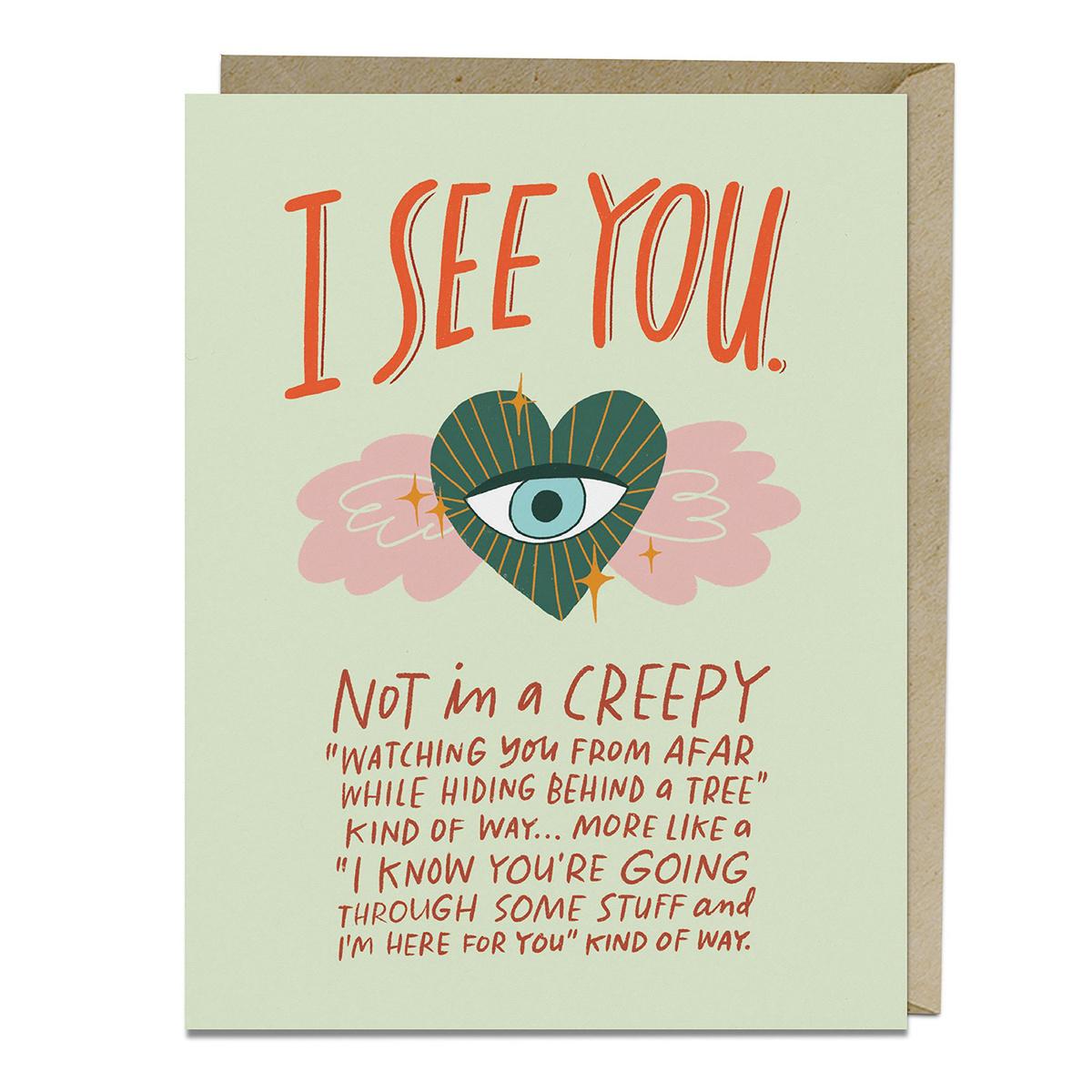 Emily McDowell I See You