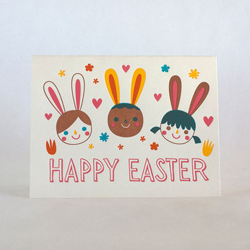 Fugu Fugu Press Easter Bunny Ear Kids