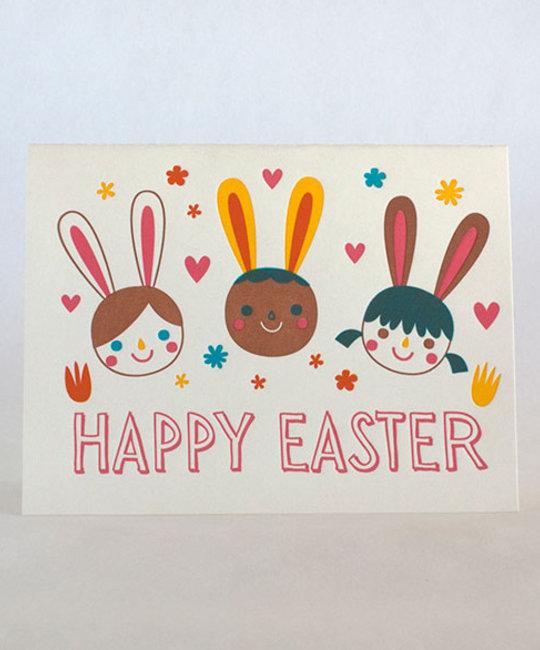 Fugu Fugu Press Easter Bunny Ear Kids