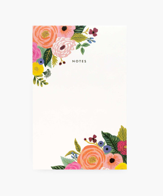 Rifle Paper Co. Rifle Paper - Juliet Rose Note Pad