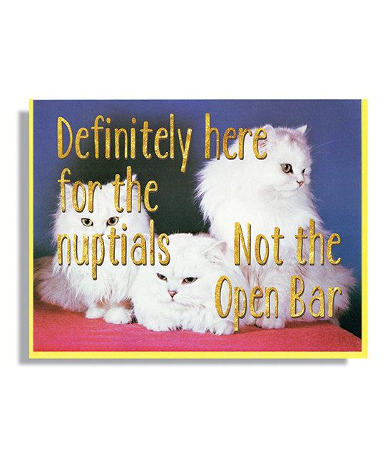Smitten Kitten Open Bar Cats