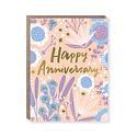 Hello!Lucky - HL Neon Anniversary Garden Card