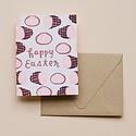 Printerette Press - PRP Happy Easter Ham Card