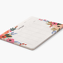 Rifle Paper Co - RP Rifle Paper - Lively Floral Weekly Desk Pad