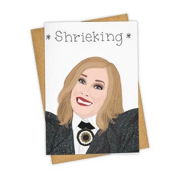 Tay Ham - TH Moira Shrieking Card