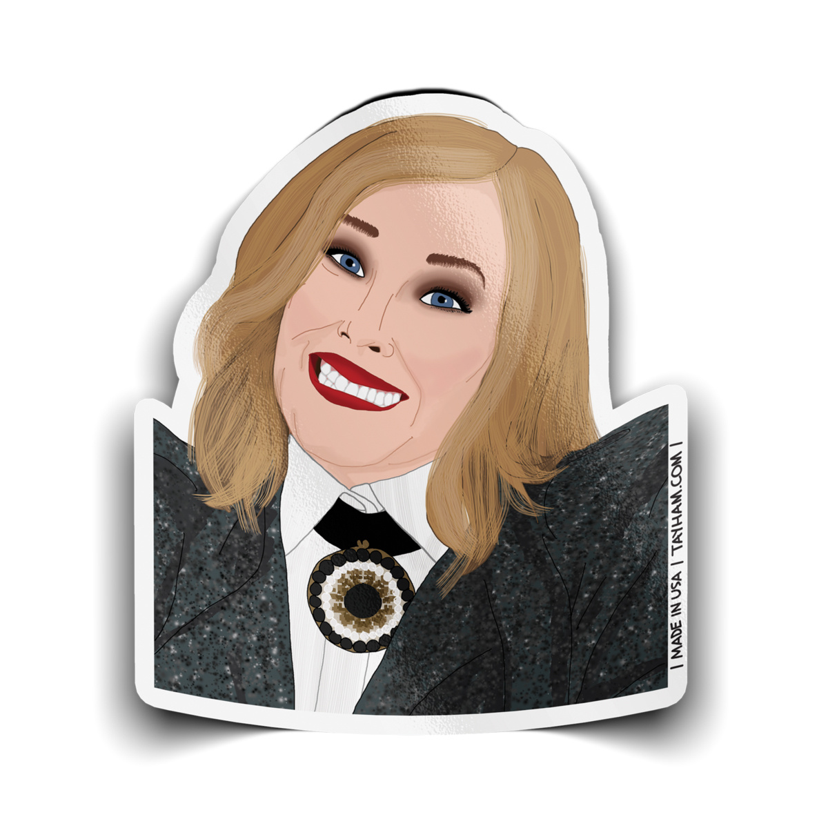 Tay Ham - TH Moira Sticker