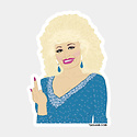Tay Ham - TH Tay Ham - Dolly Sticker