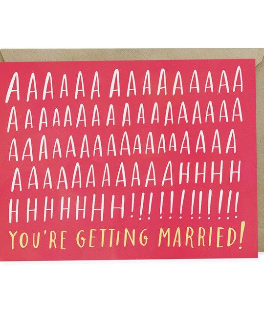 Emily McDowell Emily McDowell - Aah! Married!
