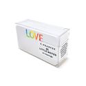E. Frances Paper Studio Tie Dye Love Little Notes, set of 85