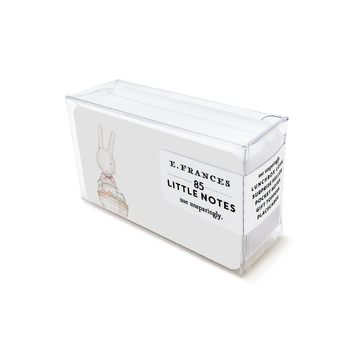 E. Frances Paper Studio Peter Rabbit Little Notes Set of 85
