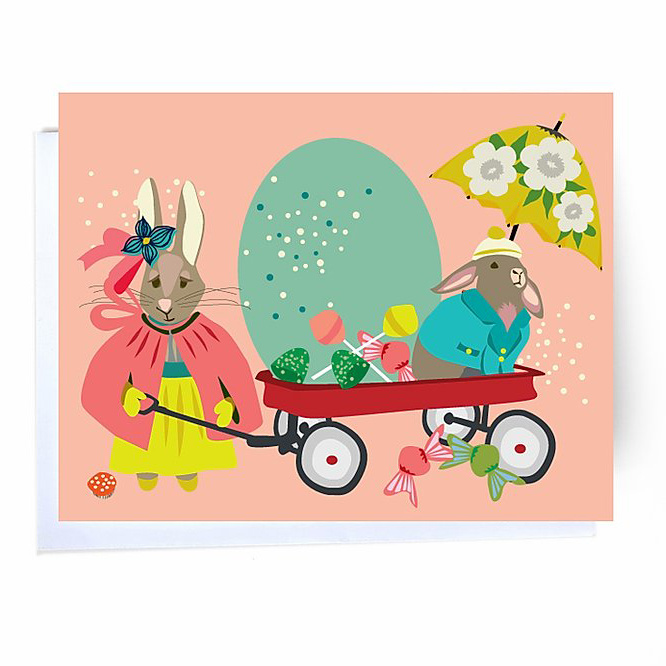 Elizabeth Grubaugh Egg Wagon