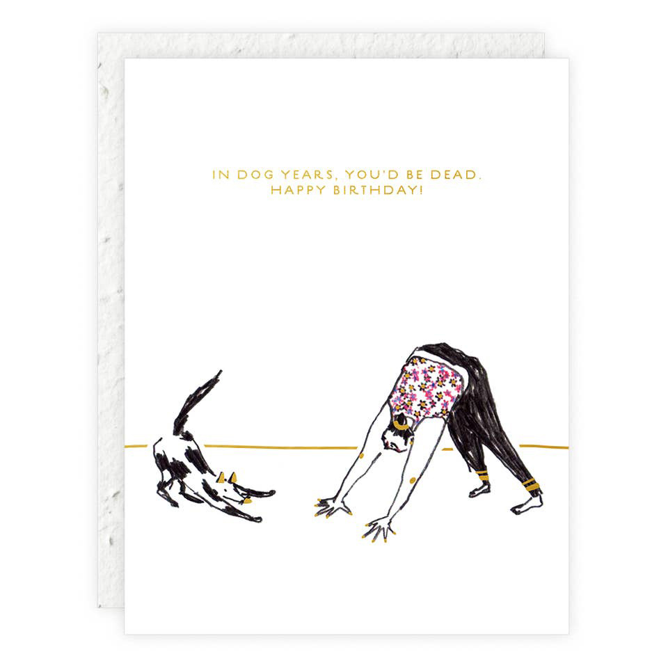 Seedlings - SED Downward Dog