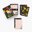 Rifle Paper Co. Rifle Paper - Botanical Social Stationery Set