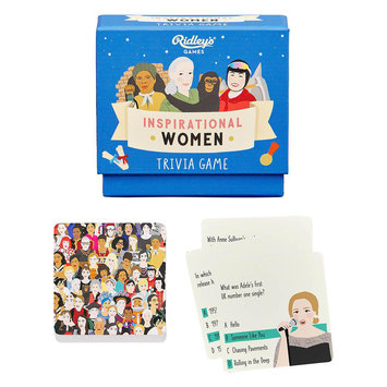 Wild and Wolf Inspirational Women Trivia Game