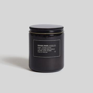 Square Trade Goods Co. Juniper Santal Candle