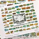 Brainstorm Print and Design - BS National Parks 500 Piece Puzzle