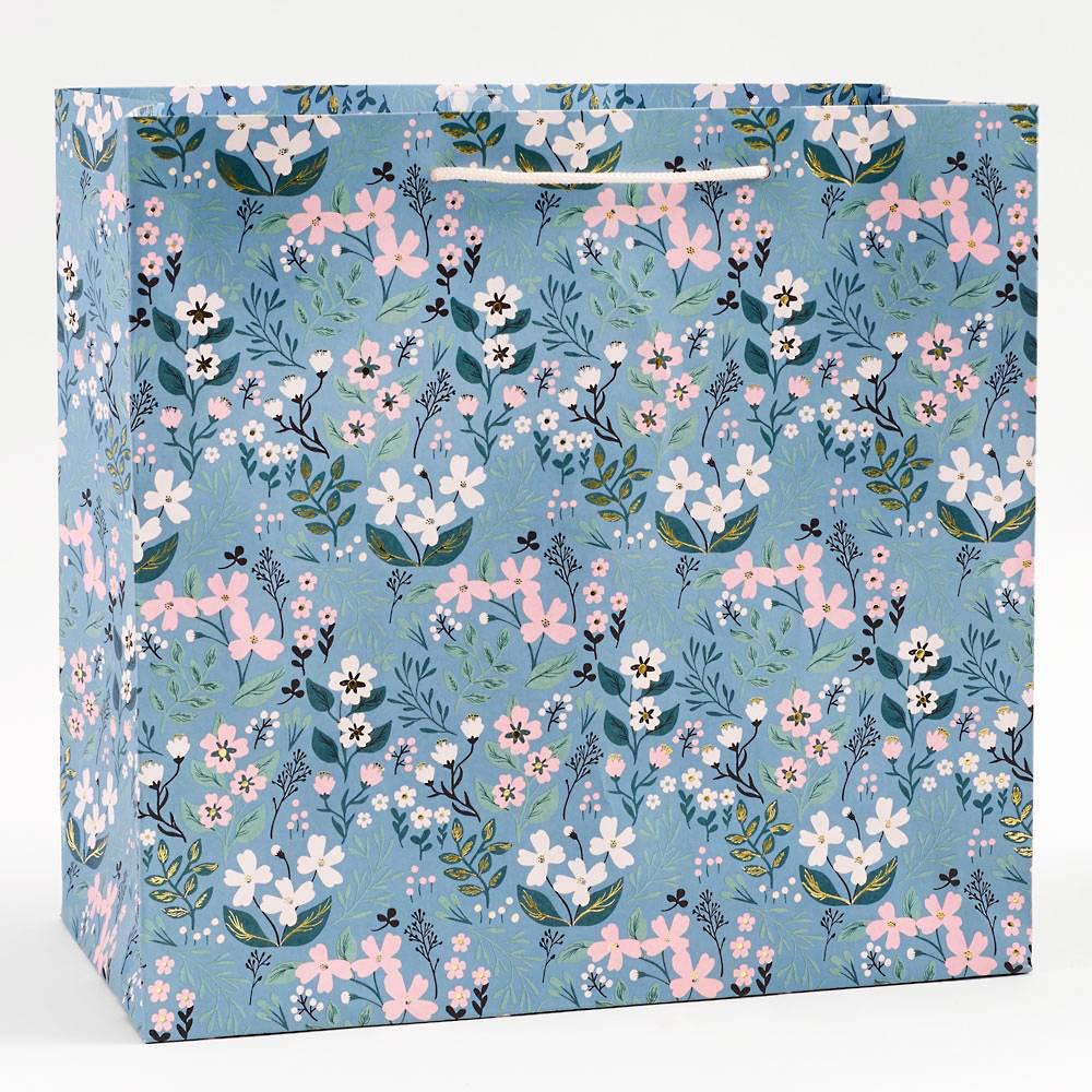 Waste Not Paper Primrose Foil Large Bag