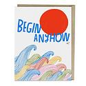 Emily McDowell - EMM EMMGCMI0021 - Begin Anyhow Card