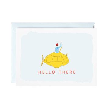 Mr. Boddington's Studio - MB Hello Sailor