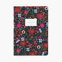 Rifle Paper Co - RP Rifle Paper - Wild Rose Stitched Notebooks, Set of 3