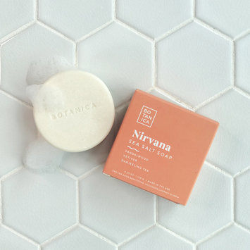 Botanica Nirvana Sea Salt Soap Bar
