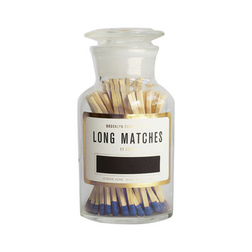 Brooklyn Candle Studio - BCS Apothecary Match Bottle