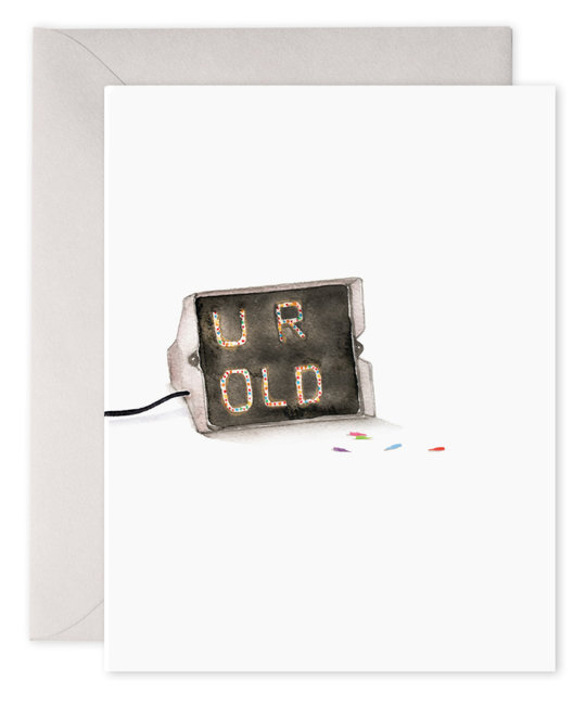 E. Frances Paper Studio - EF Lite Brite Birthday