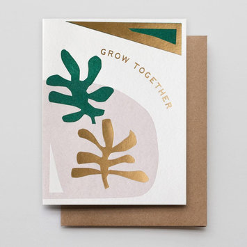 Hammerpress - HA Grow Together Card