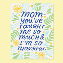 The Good Twin - TGT Thanks Mom Card