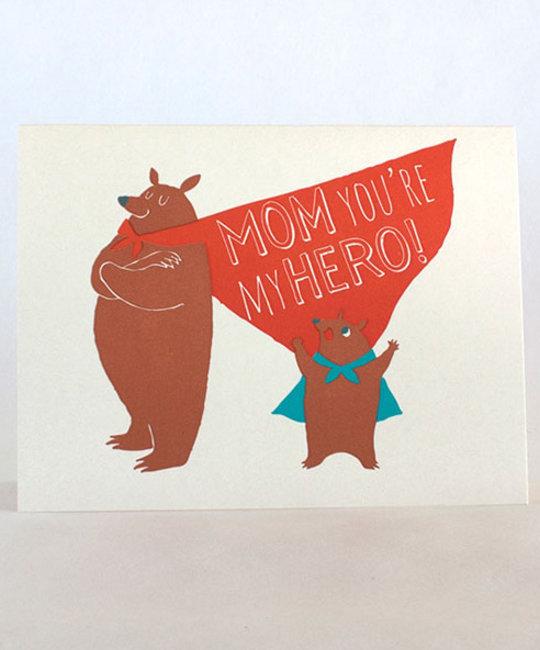 Fugu Fugu Press - FF Mother's Day Bear Hero