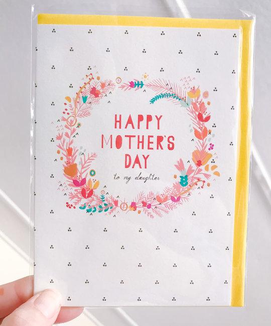 Mr. Boddington's Studio - MB Floral wreath mothers day