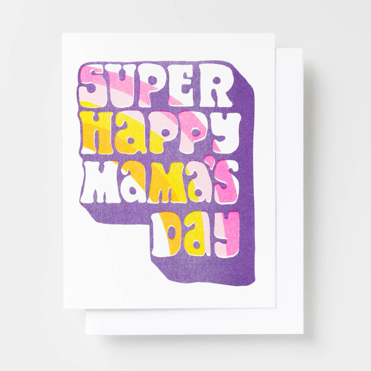 yellow owl workshop Super Happy Mama's Day