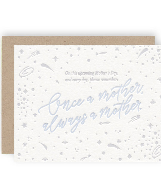 KB Paperie - KBP Always a Mother Mother's Day Card