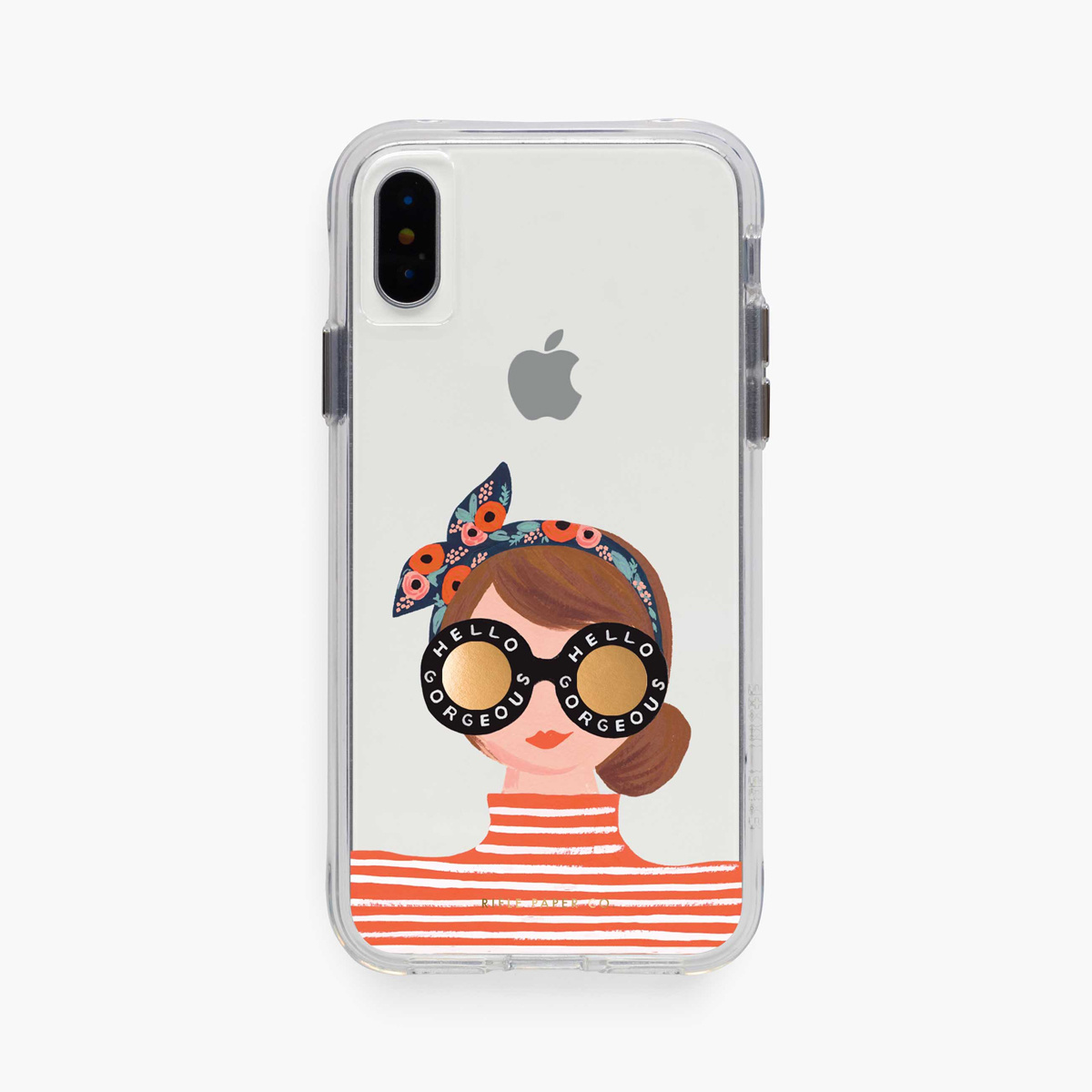 Rifle Paper Co. Hello Gorgeous iPhone Case - Various Sizes