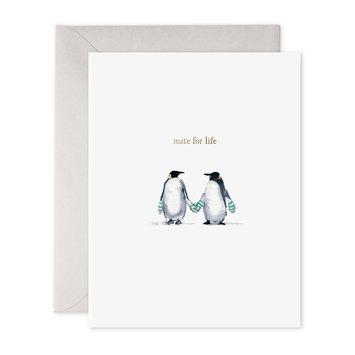E. Frances Paper Studio - EF Mates For Life Card