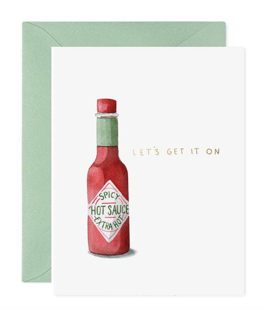 E. Frances Paper Studio - EF Hot Sauce