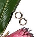 Casa Clara CAC JE - Gold Marley Earrings