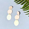 Casa Clara - CAC CAC JE - Coconut Paia Earrings