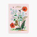 Rifle Paper Co - RP Rifle Paper - Botanical Stitched Notebooks, Set of 3