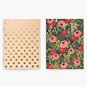 Rifle Paper Co. Rosa Pocket Notebook Set
