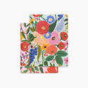 Rifle Paper Co. Rifle Paper - Pair of Garden Party Mini Pocket Notebooks