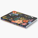 Rifle Paper Co - RP Rifle Paper Co - Lively Floral Stitched Notebooks, Set of 3