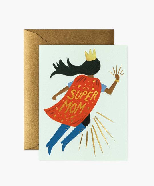 Rifle Paper Co - RP Super Mom Blue Card