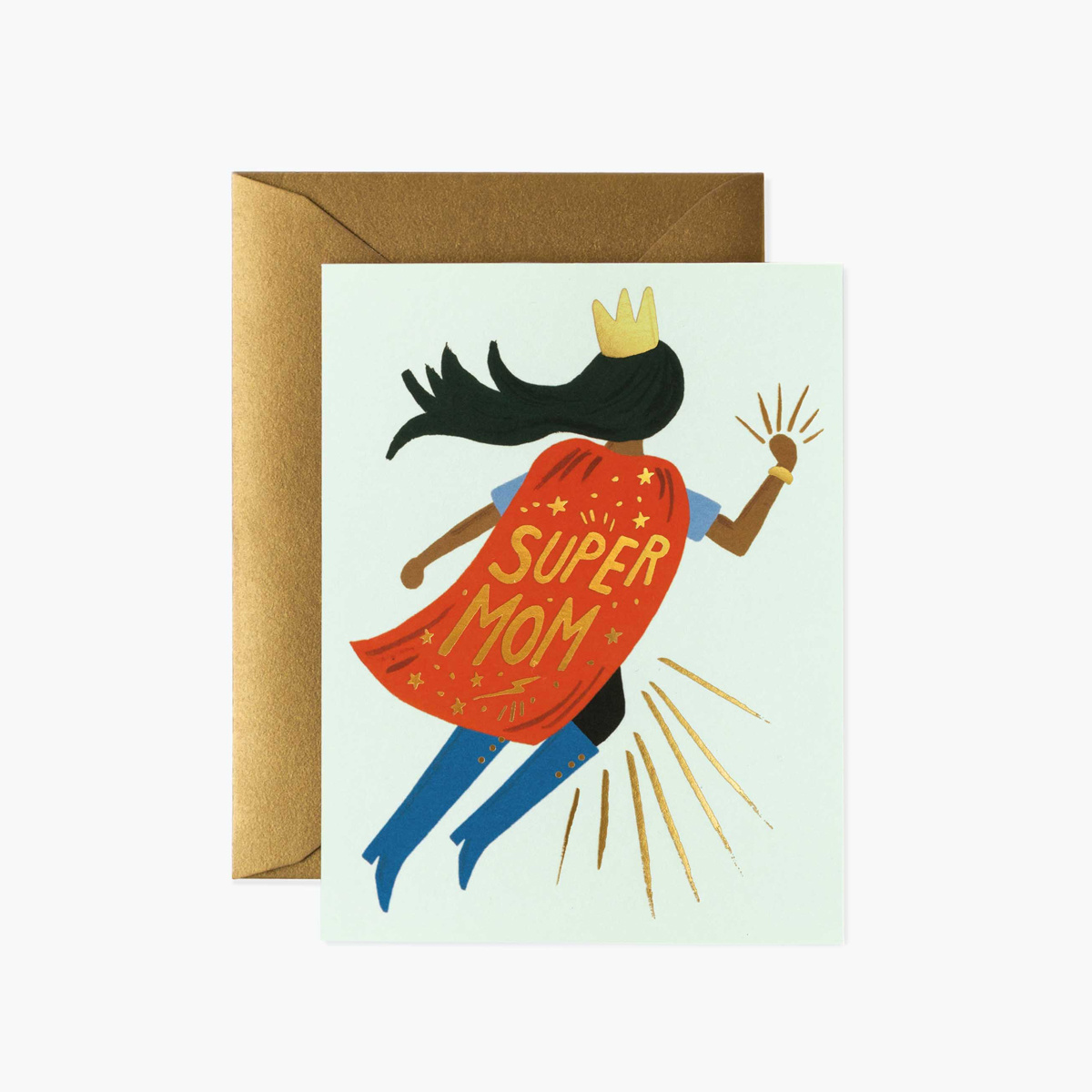 Rifle Paper Co - RP Super Mom Blue