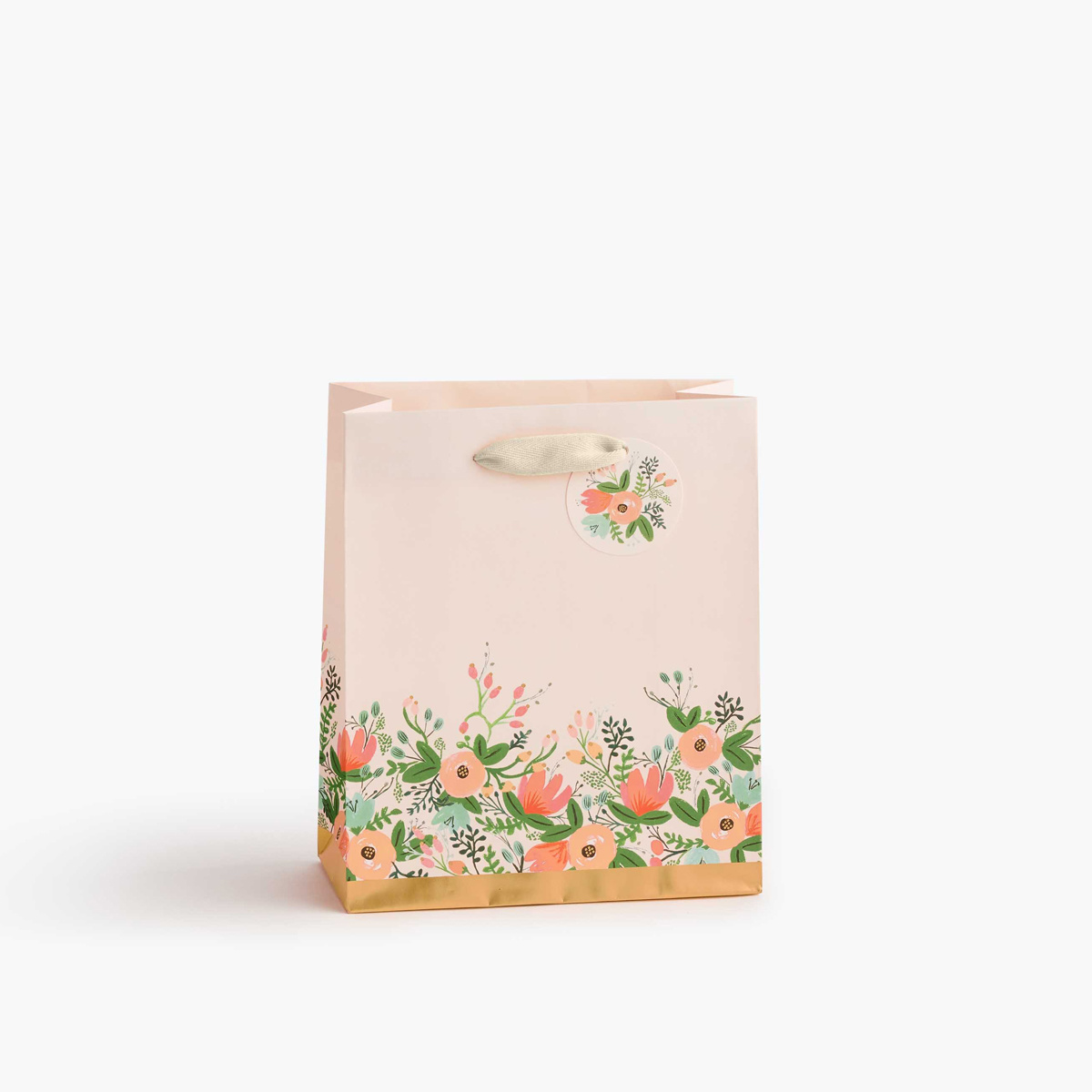 Rifle Paper Co WIldflower Medium Gift Bag