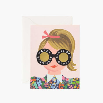 Rifle Paper Co Rifle Paper - Meadow Birthday Girl